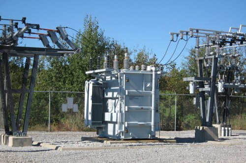 Gull River Transformer Station 2009 Rsz